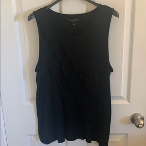 Black top Banana Republic SZ L